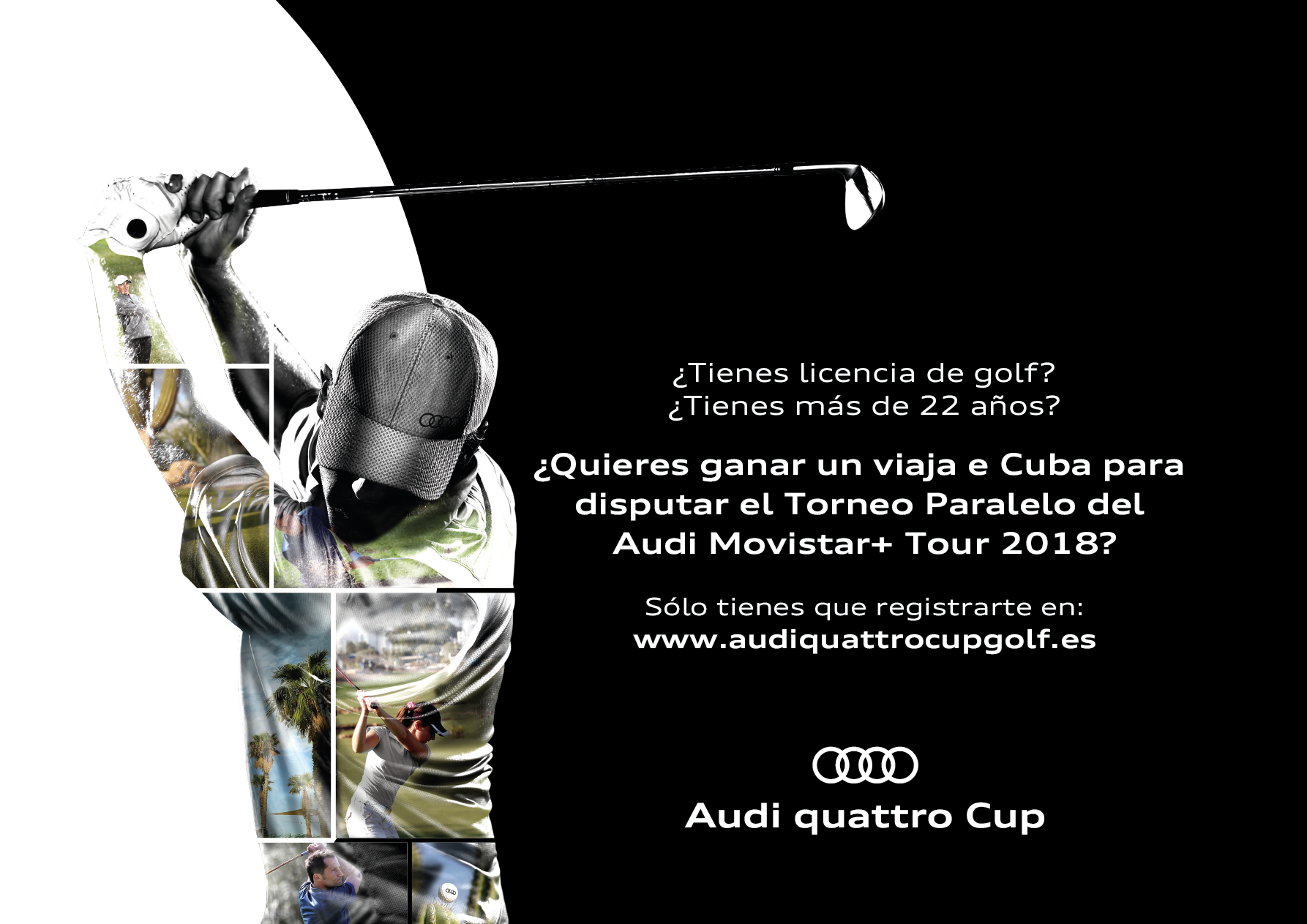 SORTEO PLAZA AUDI MOVISTAR+ TOUR