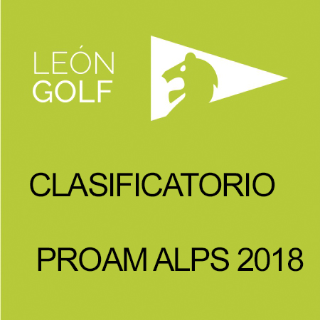 CLASIFICATORIO PROAM ALPS DE LAS CASTILLAS 2018