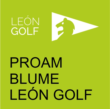 PROAM BLUME  LEÓN GOLF