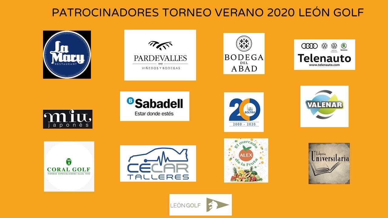 Patrocinador TORNEO DE VERANO 2020