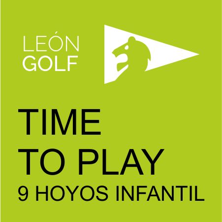 TIME TO PLAY 9 HOYOS INFANTIL